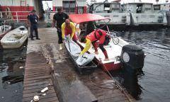 Na véspera da Páscoa, jovem morre afogado em balneário de Manaus