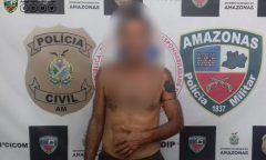 Homem se recusa a fazer teste do bafômetro após acidente e é preso no AM