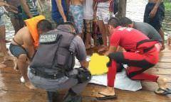 Menino de 9 anos morre após se afogar em balneário no AM