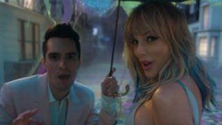 Taylor Swift lança música 'Me!' em parceria com Brendon Urie; Assista
