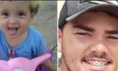 Padrasto bêbado mata bebê de 1 ano com socos por estar chorando