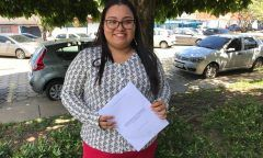 Professora do Sólon de Lucena  é selecionada para intercâmbio no Canadá