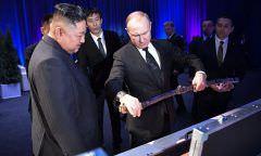 Putin: questão nuclear na Península Coreana deve ser pacífica