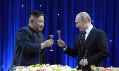 Kim e Putin selam aproximação e buscam fortalecer laços