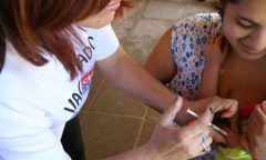 Casos de sarampo têm aumento de 300% no mundo, diz OMS