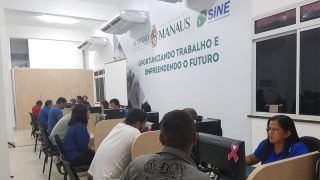 Sine Manaus oferta 37 vagas de emprego nesta segunda-feira