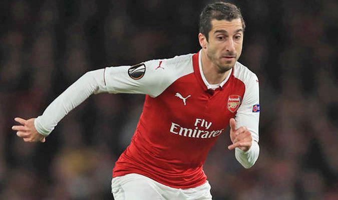 Por tensão política, Arsenal deixa armênio Mkhitaryan fora de final