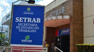 Setrab divulga 24 vagas de emprego para esta terça-feira, em Manaus