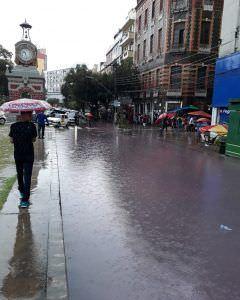 chuva centro