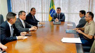 Ministro Sérgio Moro deve visitar Amazonas para tratar de segurança pública