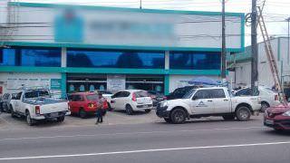 Clínica médica é flagrada furtando energia em Manaus