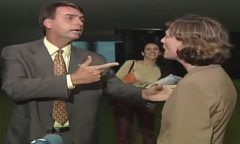 Juíza manda Bolsonaro pagar R$ 10 mil a Maria do Rosário por ofensa