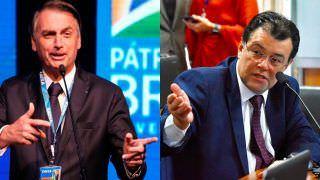 Eduardo Braga critica Bolsonaro sobre cortes na Educação