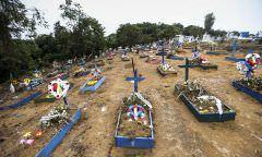 Coveiro é preso em cemitério do Tarumã, após ser condenado por roubo