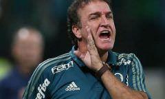 Cuca diz que duelo com Corinthians vale mais que 3 pontos