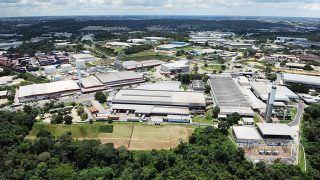 Empresa do Distrito Industrial é invadida por quadrilha, que acaba presa