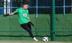 Ederson será o titular do gol do Brasil no amistoso contra o Qatar