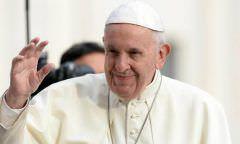 Futebol é o esporte mais belo do mundo, diz papa Francisco