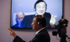 """China acusa EUA de """"rumores"""" e """"mentiras"""" sobre laços da Huawei"""