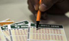Mega-Sena sorteia nesta quarta prêmio de R$ 12 milhões