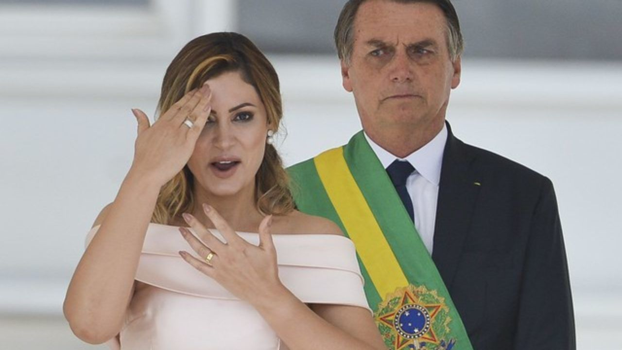 Sargento preso no DF por grilagem de terras é tio de Michelle Bolsonaro