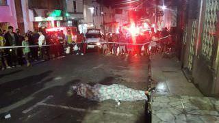 """""""JJ"""" é morto com nove tiros na cabeça, em rua do Centro"""