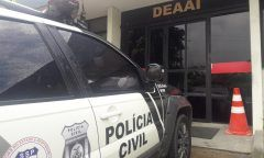 Aluno é preso após ameaçar professor em escola de Manaus
