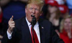Trump anuncia o envio de 1.500 soldados ao Oriente Médio