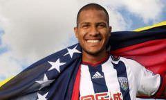 Camisa 9 da Venezuela sofreu com racismo e foi goleador na Inglaterra