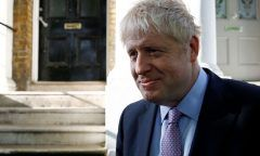 Boris Johnson é favorito para primeiro-ministro do Reino Unido