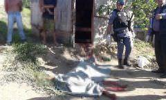Jovem é morto com pedradas na cabeça e facadas pelo corpo