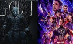 'GoT,' e 'Vingadores' estão entre os vencedores do  MTV Movie & TV Awards