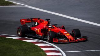 Ferrari descobre erro de cálculo no carro e diz estar sem respostas