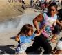 Crianças migrantes são transferidas do centro na fronteira com México