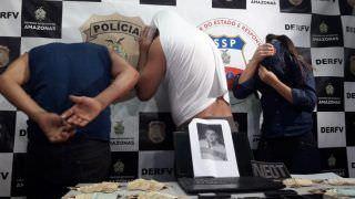 Operação Pedestal prende trio por desmanche ilegal de carros