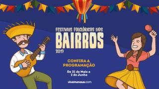 Festivais Folclóricos 2019: opções de entretenimento e cultura para as comunidades