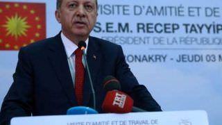Erdogan diz que 'não recuará' na compra de mísseis russos
