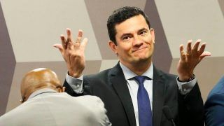 'Se for verdade, ultrapassou o limite ético', diz senador sobre Sergio Moro