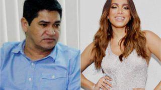 Prefeito Bi Garcia ainda não respondeu ao MP sobre cachê de Anitta
