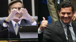 Bolsonaro: 'Também não tenho apego ao cargo, mas Moro não sai'