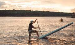 Atleta amazonense treina para voltar a ser campeão brasileiro