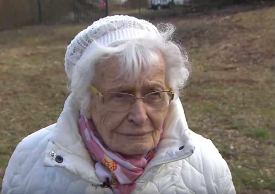 Mulher de 100 anos de idade se elege na Alemanha