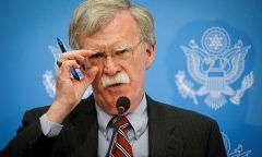 """Bolton alerta Irã que """"todas as opções estão sobre a mesa"""""""