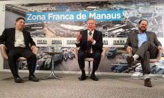 Acompanhe o seminário da Folha sobre a Zona Franca de Manaus