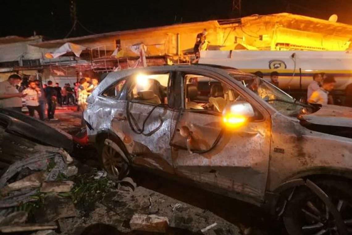 Novo balanço indica pelo menos 17 mortos em atentado na Síria