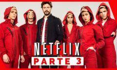 Divulgado o vídeo de abertura da 3ª temporada de La Casa de Papel