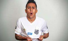 Cueva volta a treinar no Santos, mas não tem retorno garantido ao time