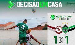 Manaus Futebol Clube joga partida decisiva contra o Caxias do Sul