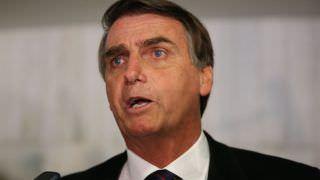Bolsonaro: 'Solidão no poder vem do afastamento de Deus'