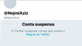 Família do senador Omar Aziz apagou os perfis nas redes sociais